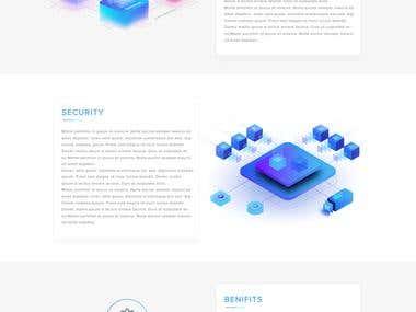 GRAPHIC DESIGN- WEB DESIGN LAYOUT