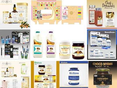 Packaging & label Products