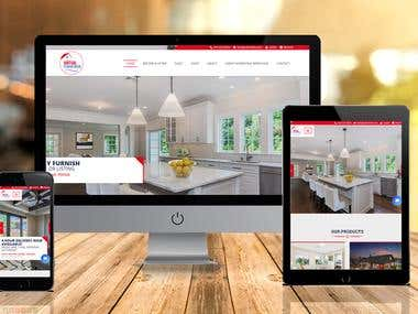 Virtual Staging House