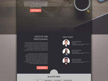 UI/UX -Website Design