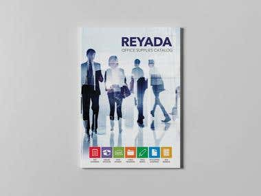 Reyada Office | Catalog Design
