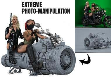 Manipulation edit 2