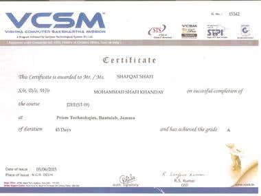 J2EE Certification