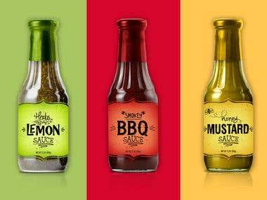 Sauces Design