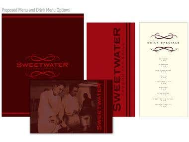 SweetWater Logo and BC