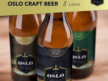 Oslo Craft beer