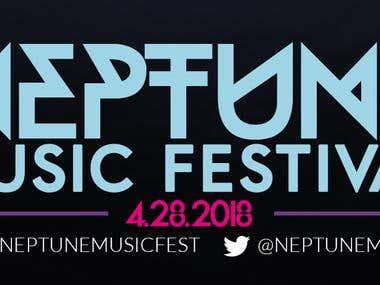 Digital Marketing Consultant - Neptune Music Festival