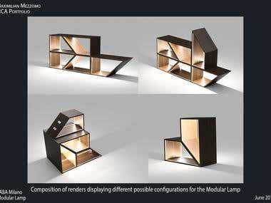 Modular Lamp System