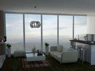 Apartment Interior Design in Istanbul