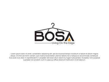 Bosa Logo Design
