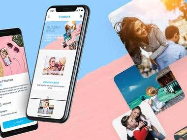 Snapbook - Personal printing studio in your phone