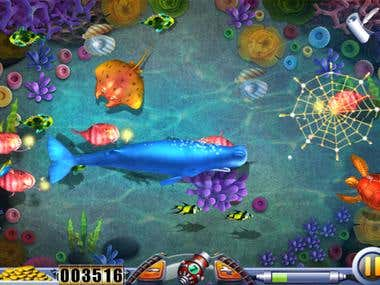 Fish Hunt Game
