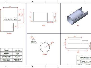 PARTS FOR CNC
