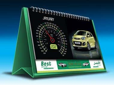 Calendar Design Best Rent A Car