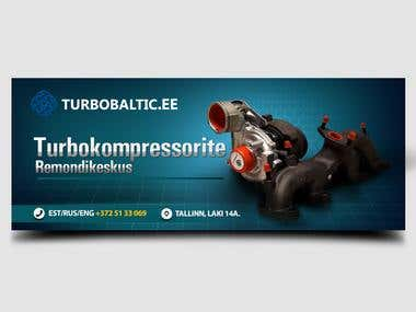 Turbochargers Banner