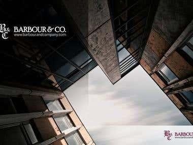 Barbour & Co - Logo Design