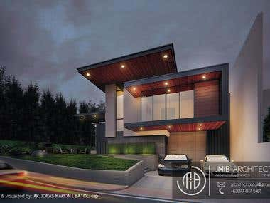 Proposed 2-Storey Residential Building