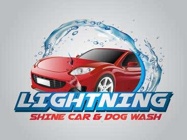 Lightning Shine Car & Dog Wash
