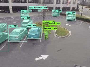 Vision based object detection and semantic segmentation