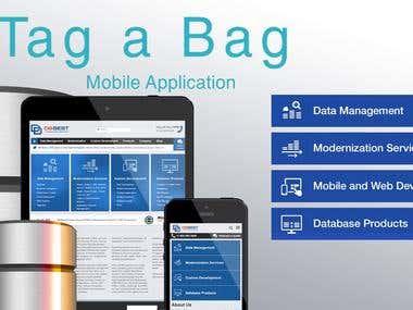 iOS Application | Tag-a-bag