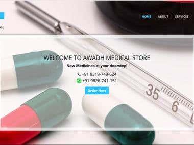 Awadh Medical (http:://awadhmedical.com)