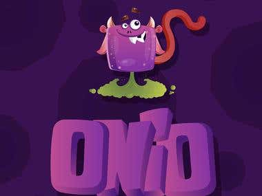 Onio - Vector Emoji Illustration