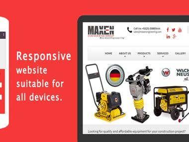 Website Maxen Group