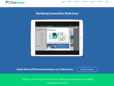 Focal Campaign - Marketing Automation Tool