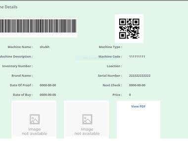 NFC Navigation / RFID - Android & Web App