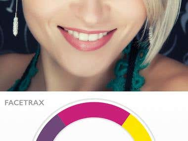 FaceTrax for iOS by Elliott McAllister