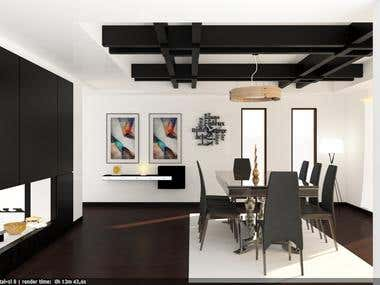 House Renovation in Mexico DF.