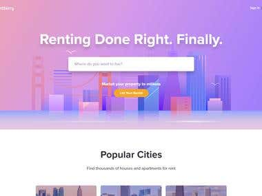Rentberry - A Global Home Rental Platform
