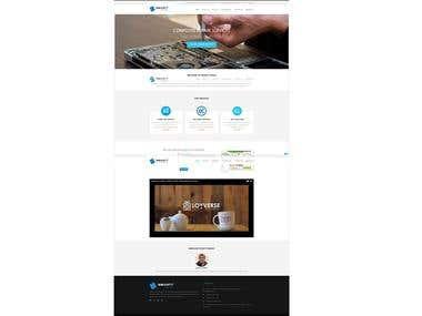 Multi Language website for smartytechs.com