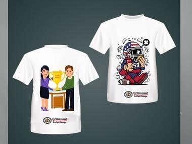 T-shirt Design for kids