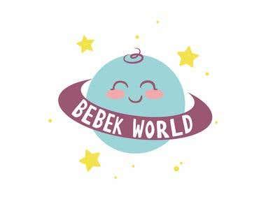 BEBEK WORLD LOGO