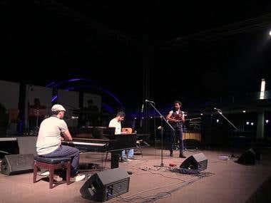 Fouad & Mouneib Live concert