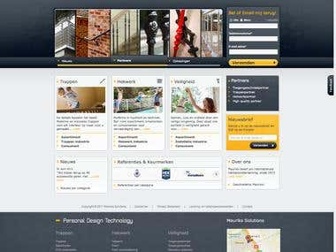 Codeigniter based SEO Friendly CMS - Mauriks Solutions