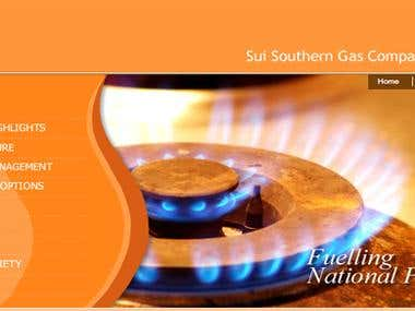 Sui Northern Gas Company Limited.