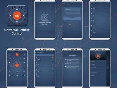 Universal Remote Control - TV Remote Control App