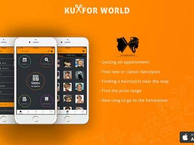 Kuafor - HairStylist Booking App