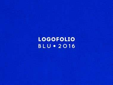 LOGOFOLIO BLU • 2016