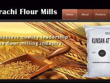 Karachi Flour Mills