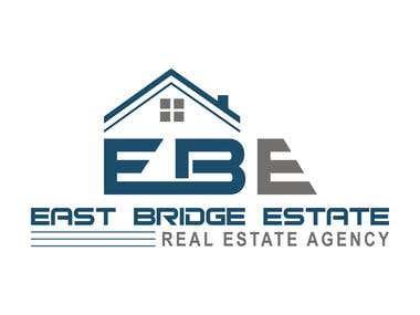 Logo East Bridge Estate (construction company and real est