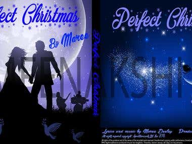 CD Cover Front and back Design