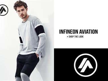 Infineon Aviation branding
