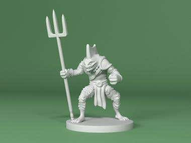 figures for 3d printing
