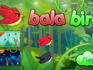 Bala Bird game ( android & ios version )