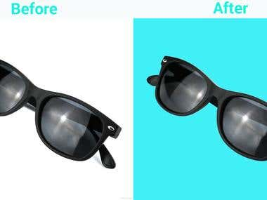 Clipping path & Background Removing
