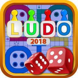 New Ludo Board King 2018
