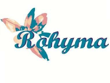 Rohyma logo